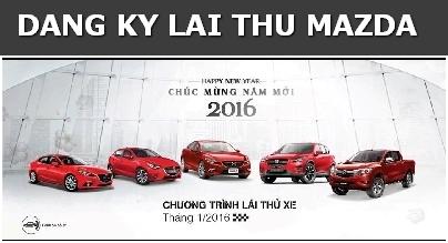Lái thử xe Mazda & cảm nhận