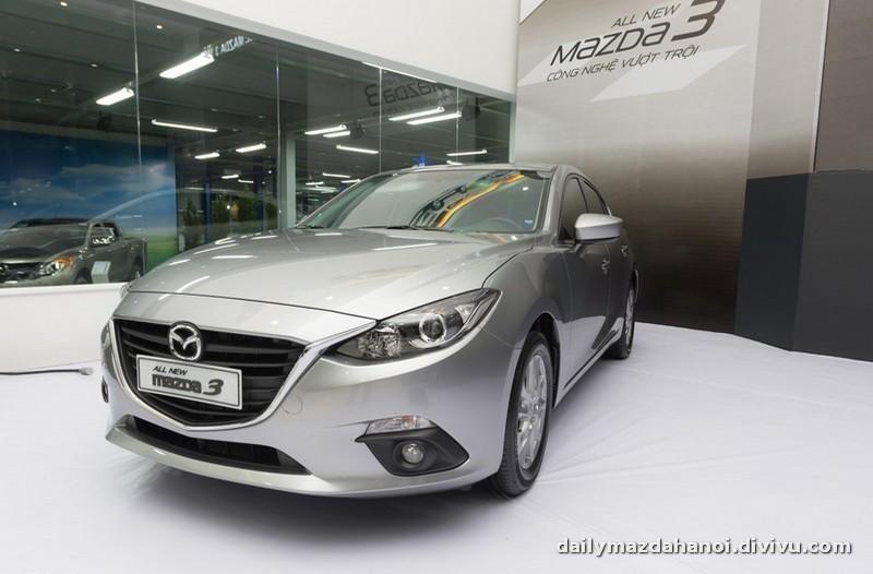 Mazda 3 Hacthback
