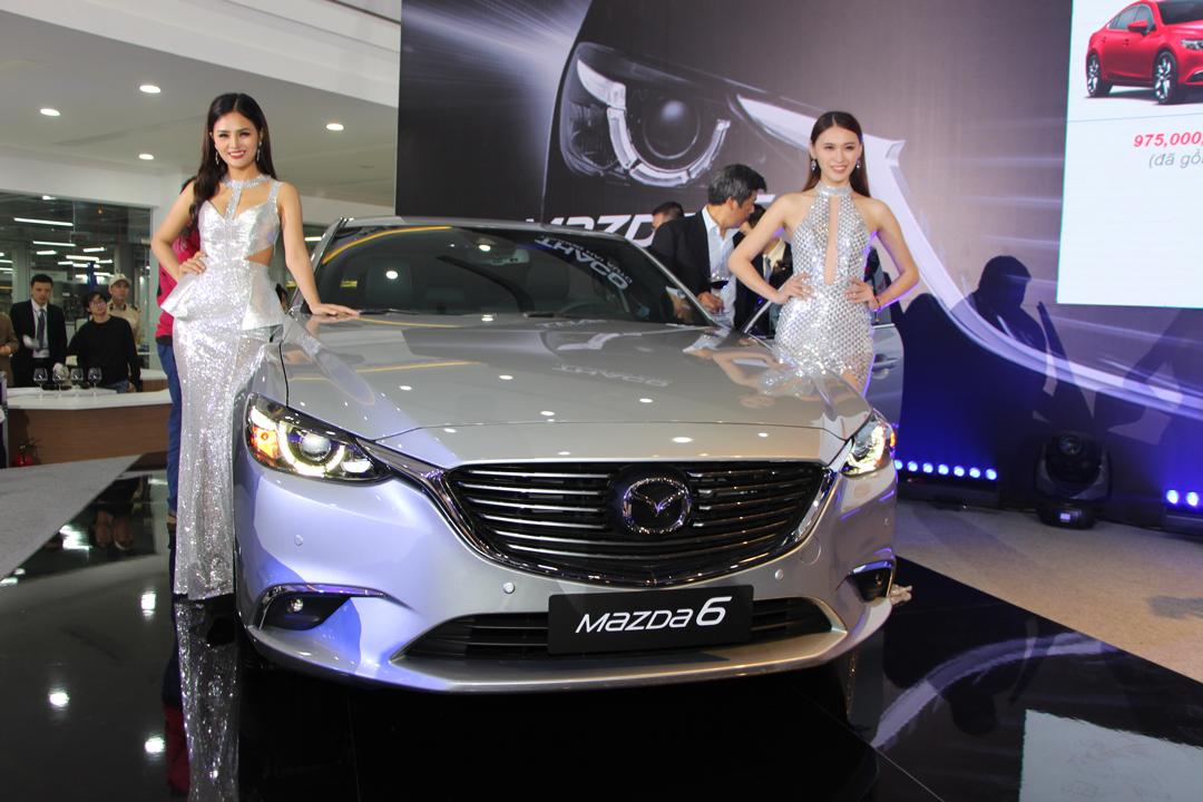 Mazda6 mới ra đời chính là thông điệp khởi đầu cho một thế hệ sản phẩm mới của Mazda – một thế hệ đột phá về công nghệ và an toàn vượt trội