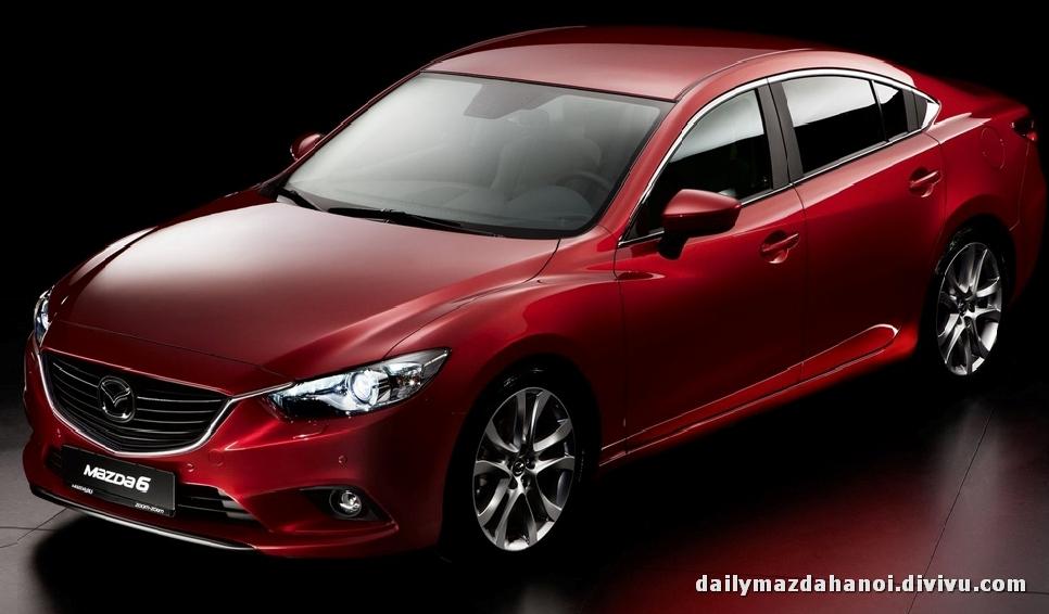 Đánh giá xe Mazda 6