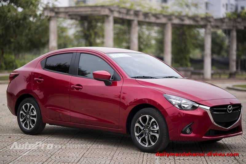 Mazda2 thế hệ mới - Sự lựa chọn sáng giá trong phân khúc xe hơi hạng B