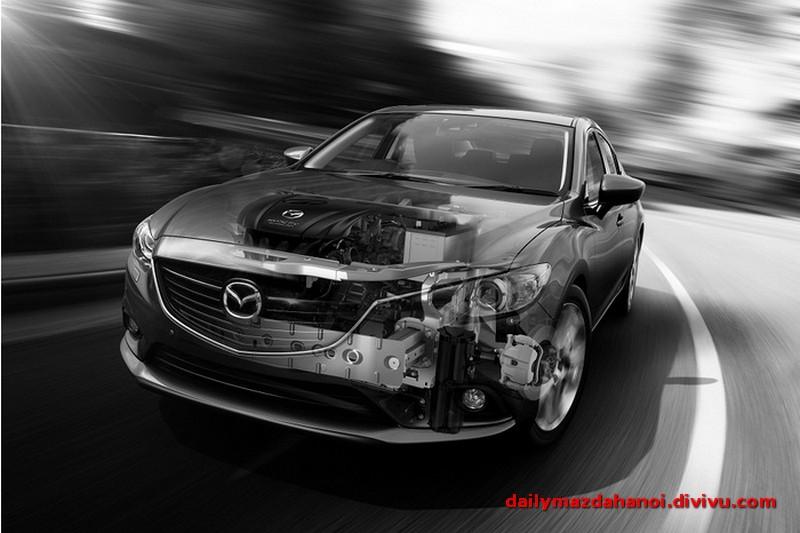 Công nghệ Skyactiv - Bước tiên phong đột phá của Mazda
