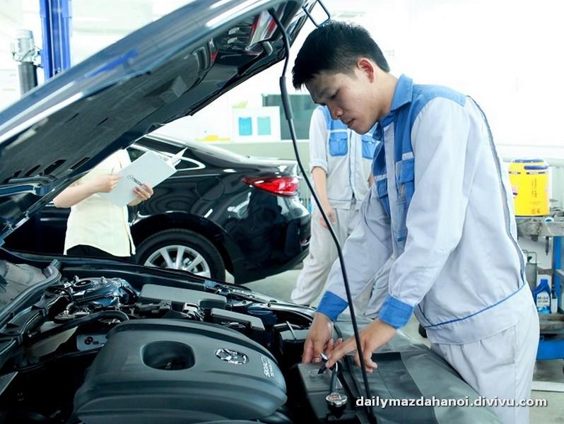Chương trình chăm sóc khách hàng cuối năm từ Mazda