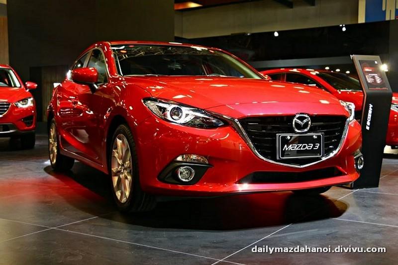 Mua xe Mazda - vi vu đón tết với ưu đãi đặc biệt lên tới 73 triệu đồng