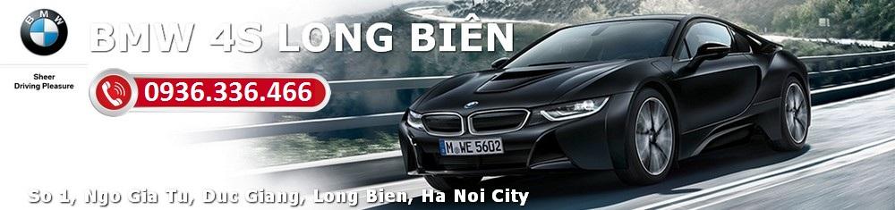 Trung tâm 4S BMW Long Biên