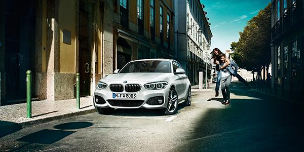 BMW Series 1 phiên bản mới.