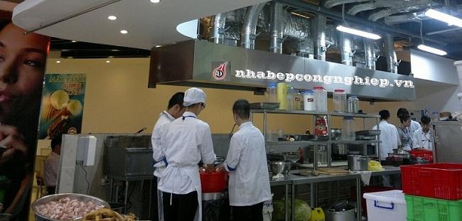 Không còn khó khăn cho việc chọn lựa bếp công nghiệp inox