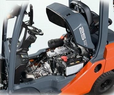 Hướng dẫn lái xe nâng tiết kiệm nhiên liệu nhất