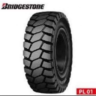 Lốp xe nâng 650 - 10 Bridgestone THÁI - Đặc