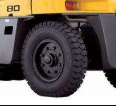 Lốp Xe Nâng Casumina 500-8 đặc