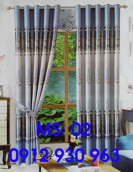Rèm cửa sổ tại Hà Nội