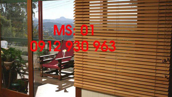 Rèm gỗ Pilano