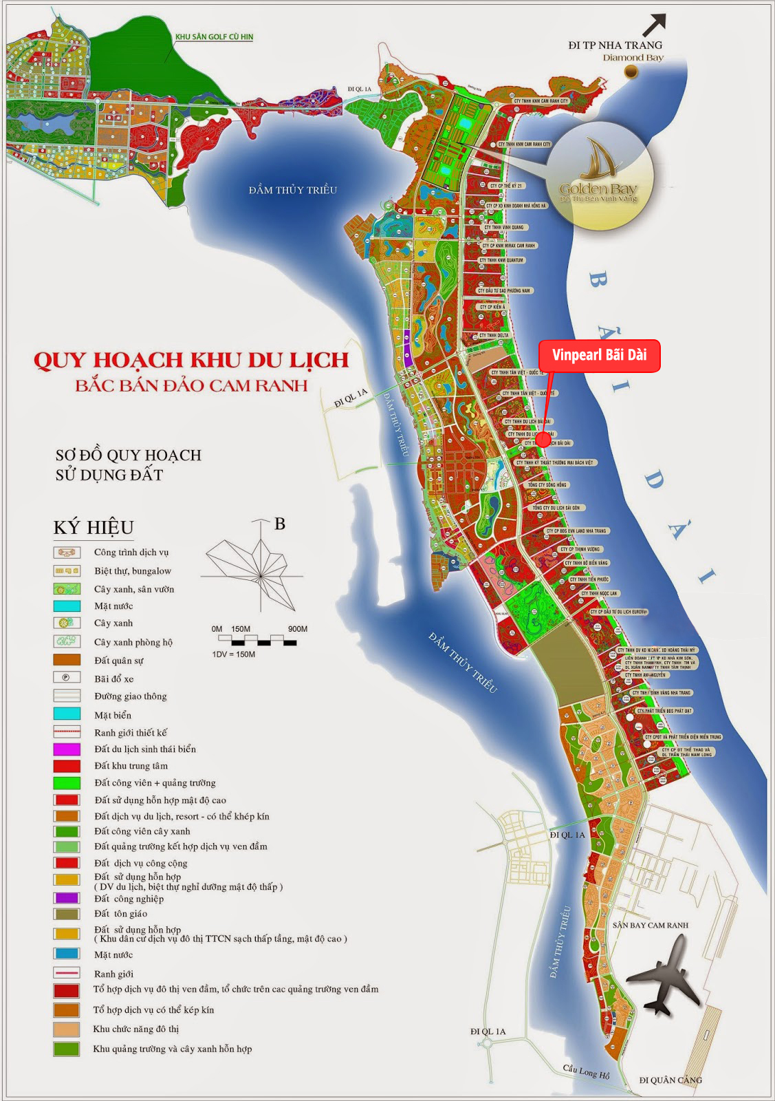 Chính sách bán hàng dự án Vinpearl Bãi Dài Cam Ranh