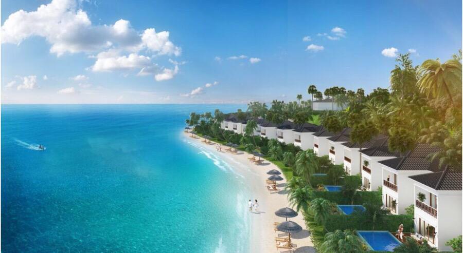 Dự án Vinpearl Bãi Trũ Resort & Villas