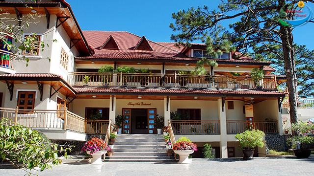 Khách sạn Hoàng Anh Đất Xanh