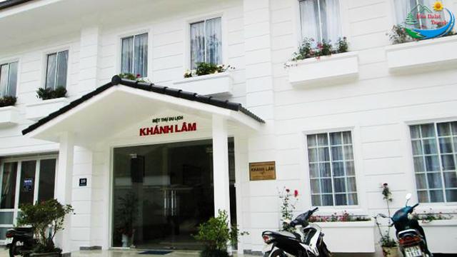 Khách Sạn Khánh Lâm Villa