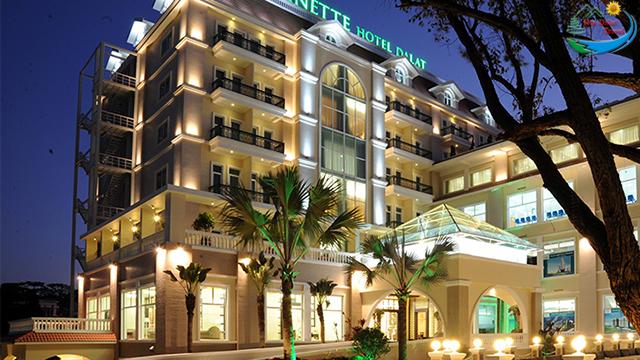 Khách sạn La Sapinette