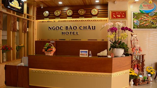 Khách Sạn Ngọc Bảo Châu
