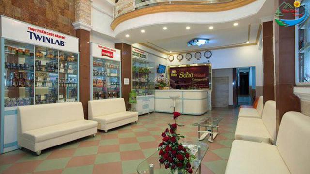 Khách sạn SOHO Đà Lạt