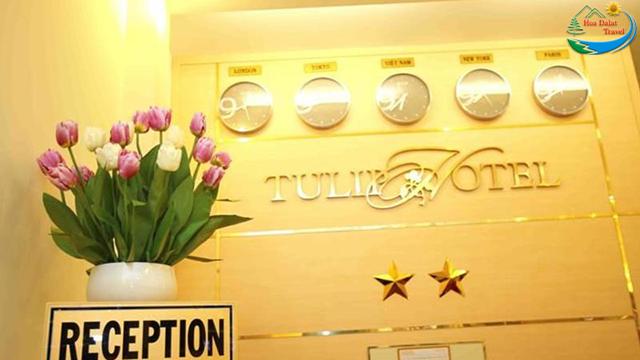 Khách Sạn Tulip Đà Lạt