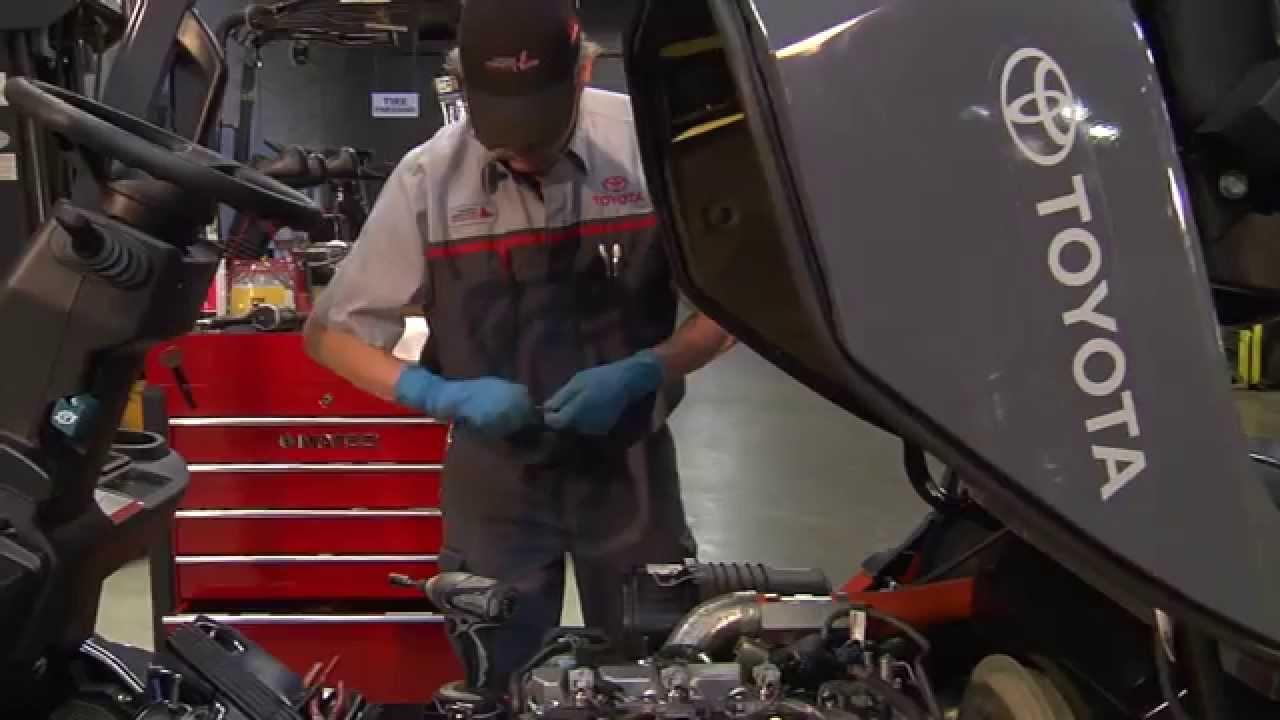 dịch vụ sửa chữa bảo dưỡng xe nâng TFV 0913 405 882