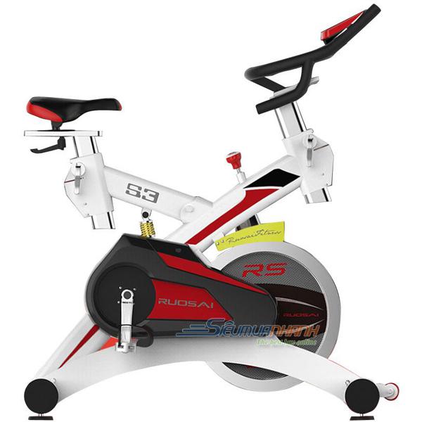 Xe đạp tập thể dục phòng Gym Ruosai S3