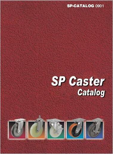 SP Caster Catalog