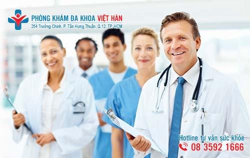 Phương pháp trị bệnh hẹp bao quy đầu - Bệnh Viện Đa Khoa Việt Hàn