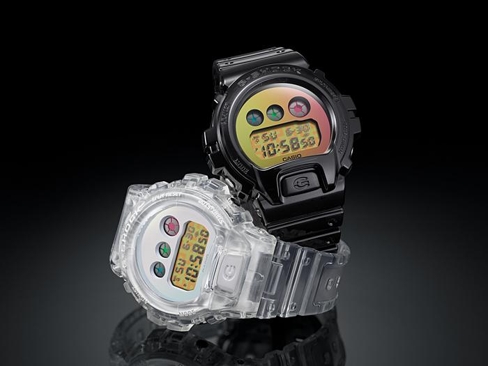 Đồng Hồ Casio G Shock DW-6900 Phiên Bản Đặc Biệt