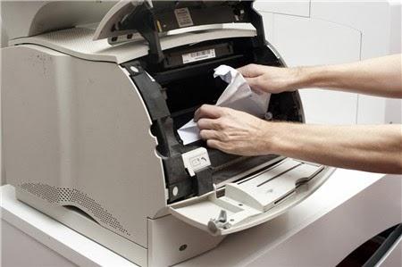 Tư vấn cách khắc phục sự cố khi máy in bị lỗi
