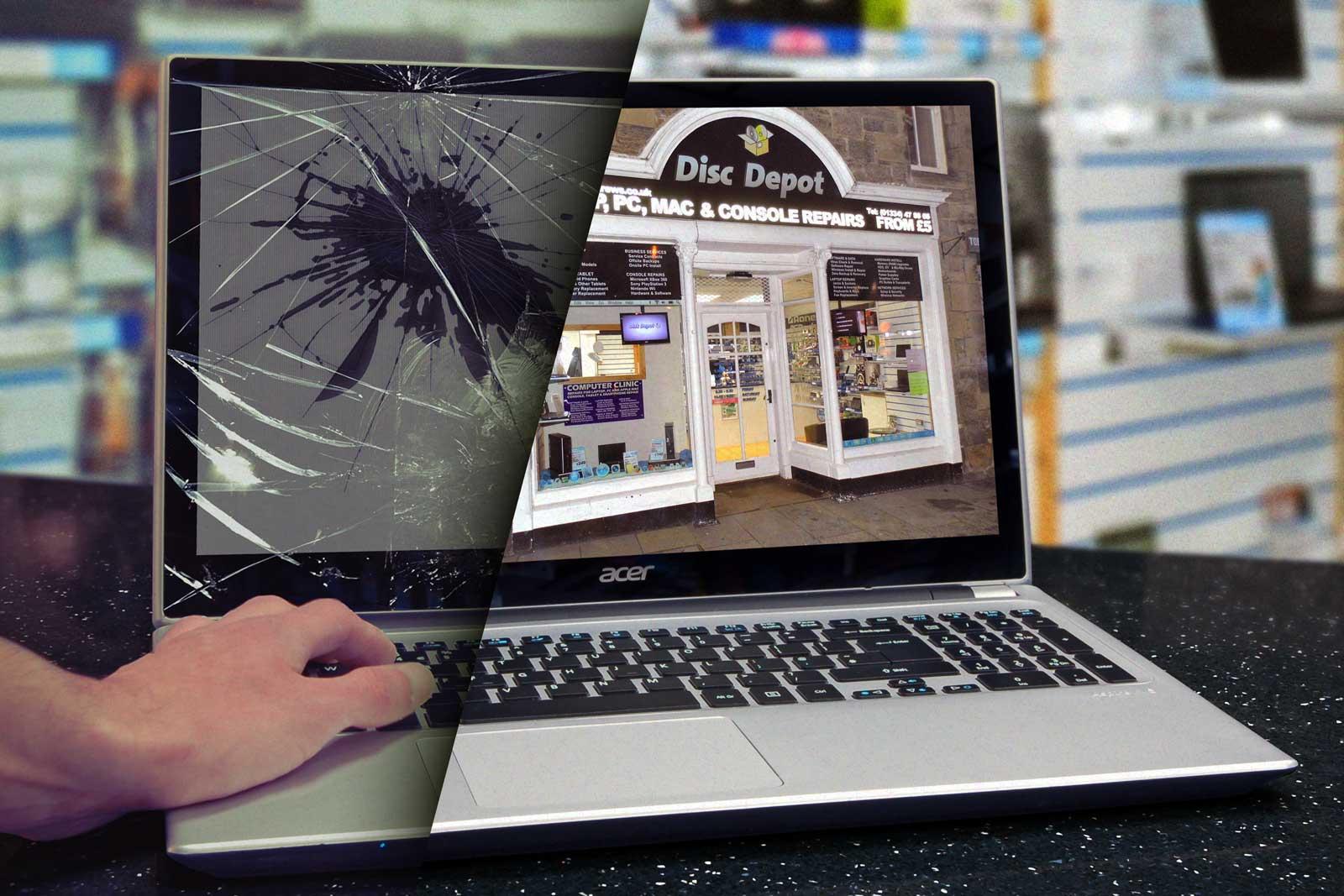 Thay màn hình laptop hết bao nhiêu tiền?