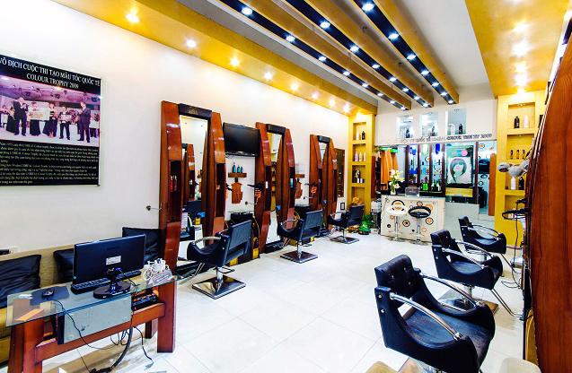 Máy khử mùi salon tóc cực nhanh, hiệu quả