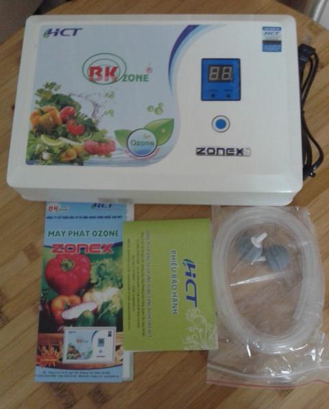 Trộn bộ sản phẩm máy ozone H08.1