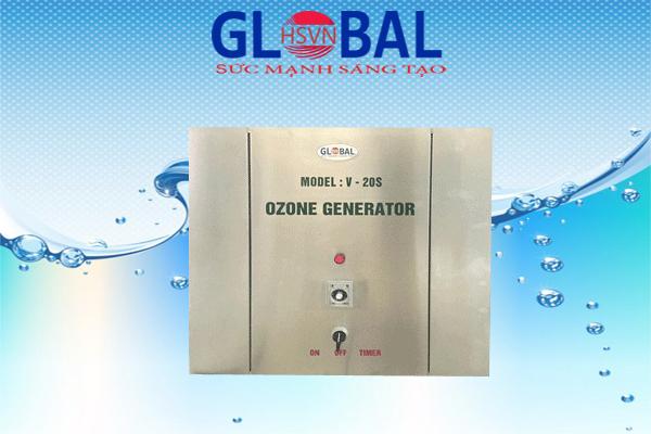 Máy ozone công nghiệp V20