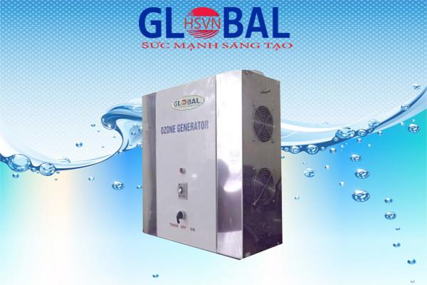 Vỏ máy ozone công nghiệp 10 g