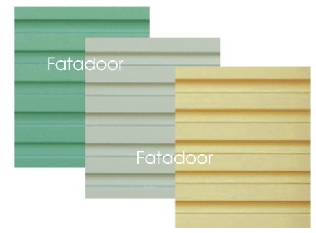 Cửa Cuốn Tấm Liền Úc FATADOOR - Austdoor - fastdoor - TP.vinh - Nghệ An