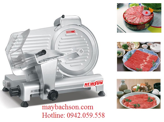 Máy thái thịt mỏng