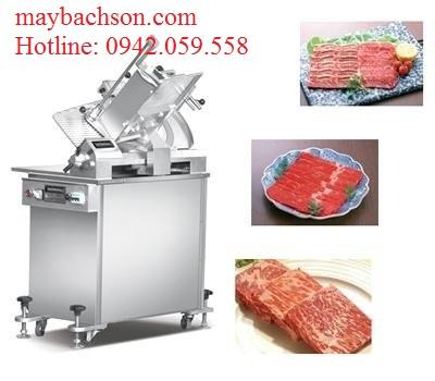 Máy thái thịt sống