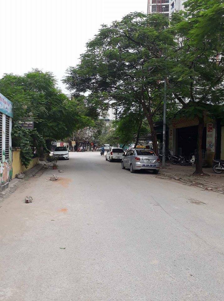Cho thuê đất Mặt phố Trần Đăng Ninh kéo dài