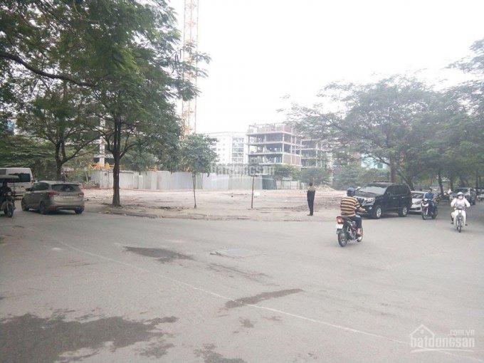 Bán đất đấu giá lô D4 mặt phố Trương Công Giai