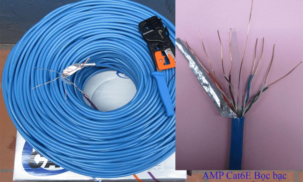 Bán dây mạng giá rẻ nhất khu vực Hà Nội - Dây mạng lan