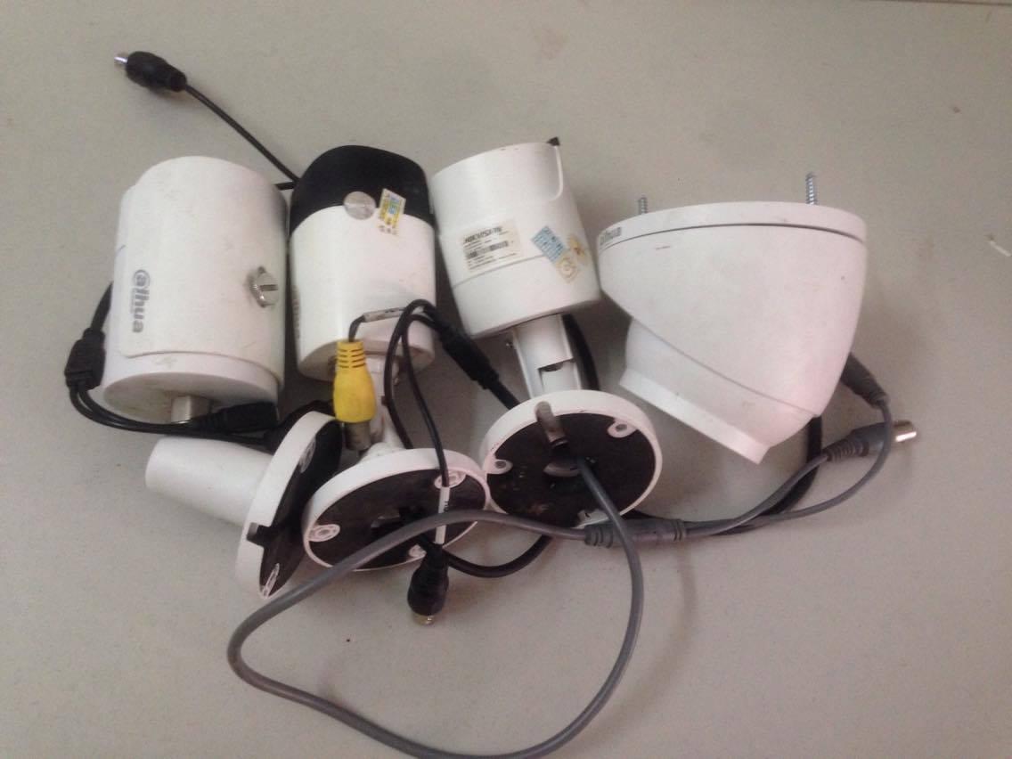 Thanh lý camera quan sát cũ, đầu ghi cũ các loại