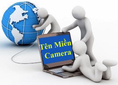 Dịch vụ gia hạn tên miền cho camera quan sát
