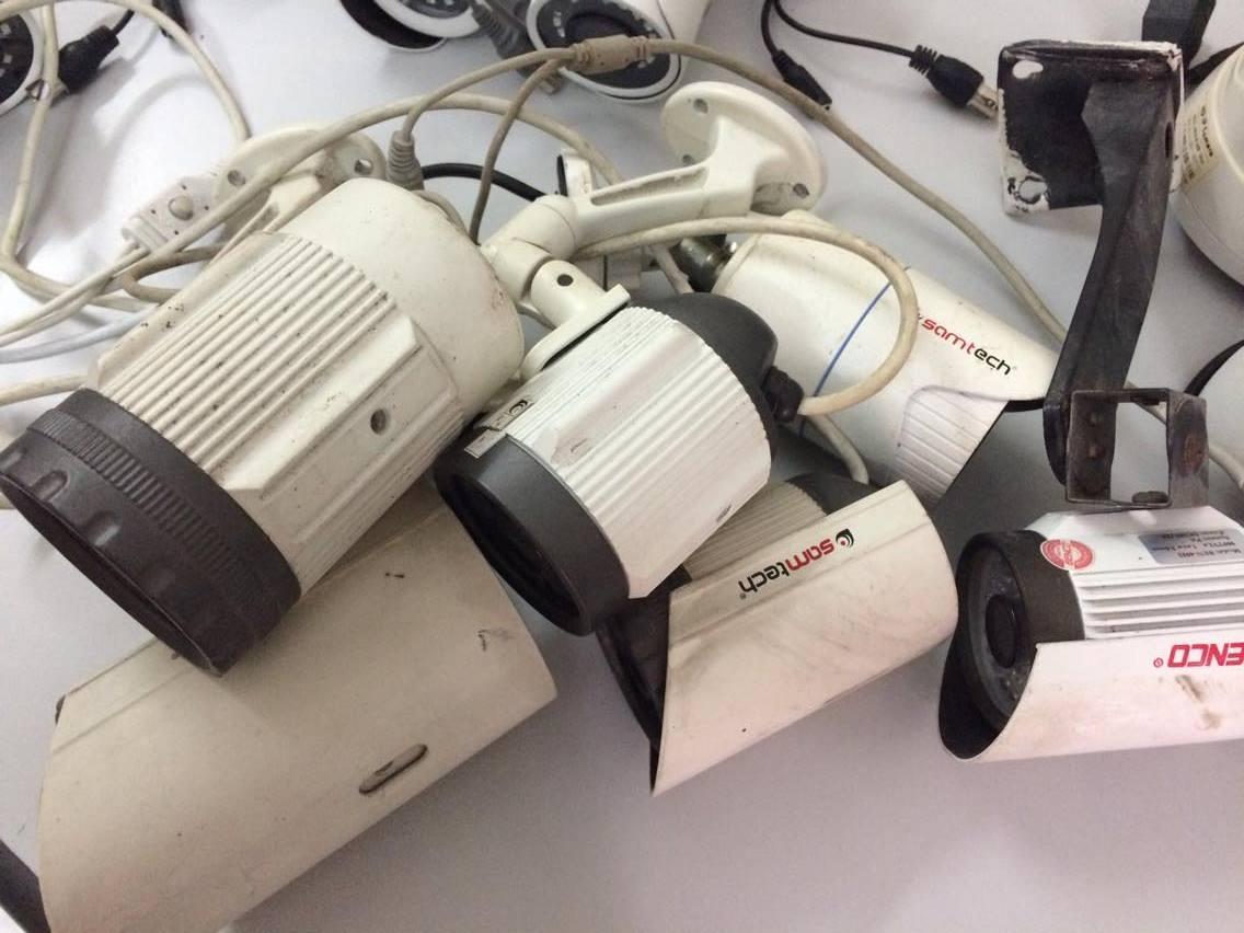Bán camera cũ, đầu ghi cũ 2