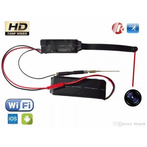 Giới thiệu sản phẩm camera wifi mini - camera giấu kín siêu nhỏ