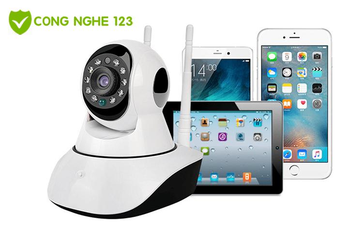 Dịch vụ cài đặt phần mềm xem camera wifi trên điện thoại giá rẻ