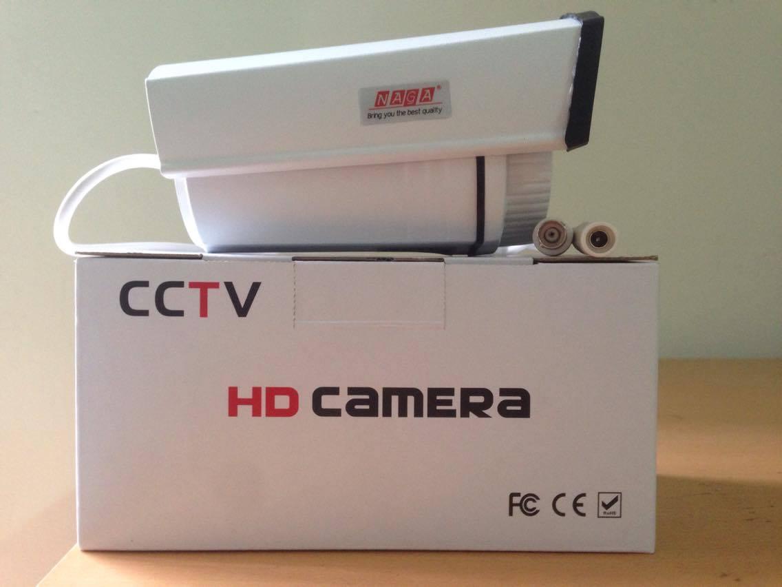 Camera quan sát AHD Naga T802