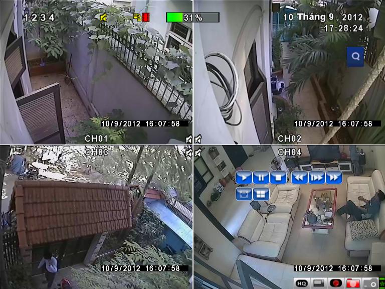 Dịch vụ lắp đặt camera quan sát tại quân Hoàn Kiếm