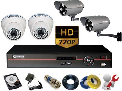 Cho thuê hệ thống camera giám sát giá rẻ