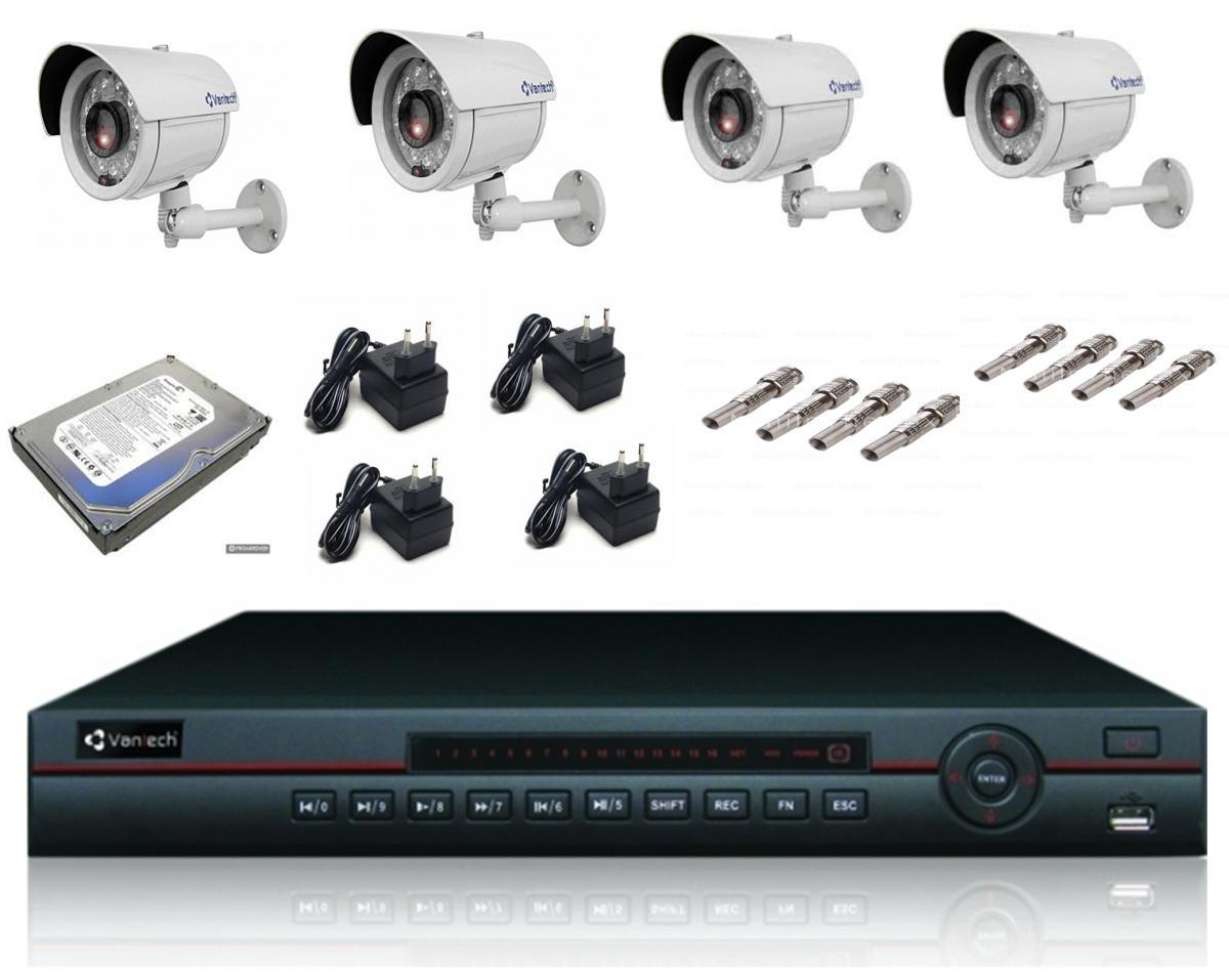 Tìm hiểu về camera Analog, ưu nhược điểm của camera analog